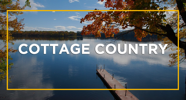 Cottage Homes For Sale in Ontario